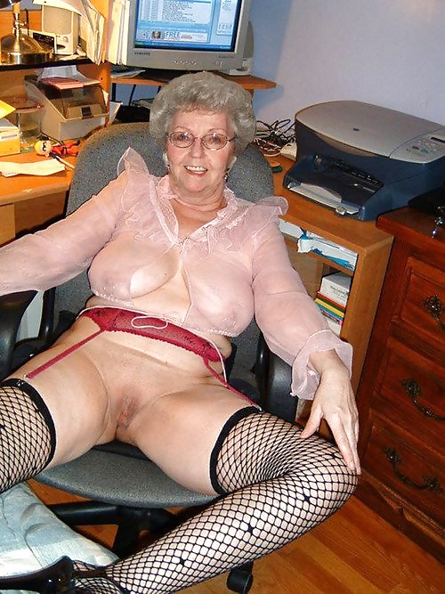 Sexy Old Ladies - Granny Vintage